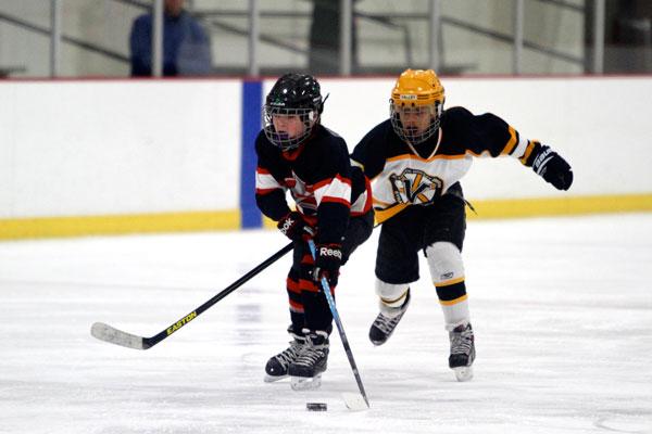 Anal Suburban stars midget hockey