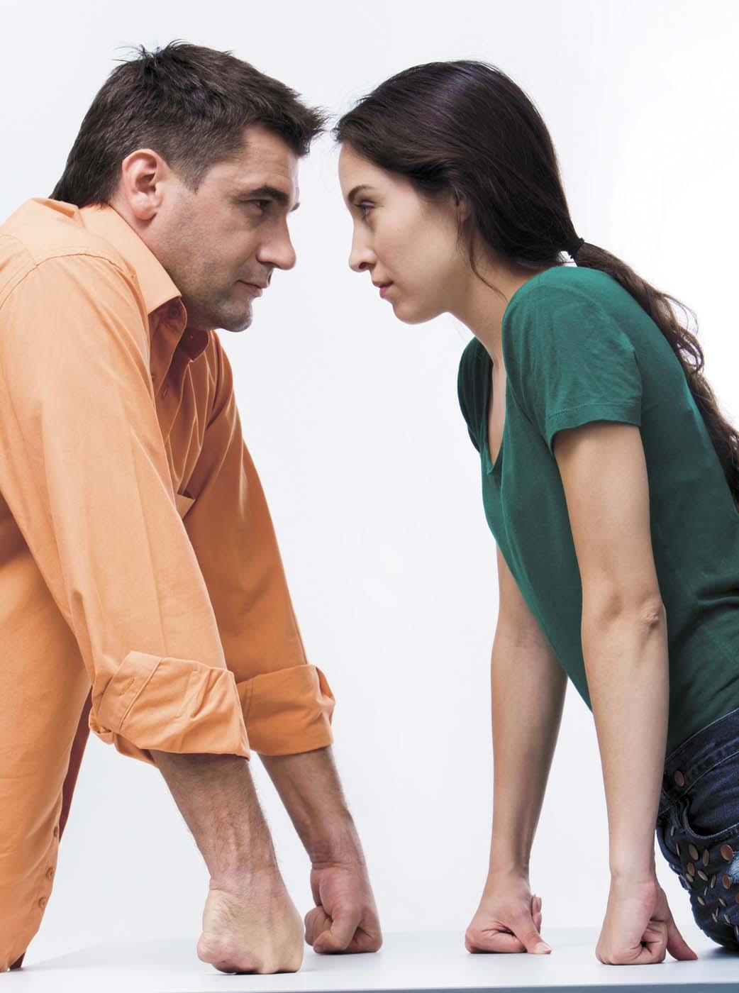 Как с мужчиной правильно выяснять отношения с